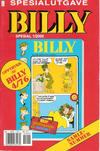 Cover for Billy Spesial (Hjemmet / Egmont, 1998 series) #1/2000