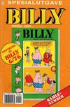 Cover for Billy Spesial (Hjemmet / Egmont, 1998 series) #1/2001