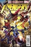 Cover for Avengers (Marvel, 2010 series) #12.1