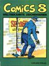 Cover for Comics - Weltbekannte Zeichenserien (Carlsen Comics [DE], 1971 series) #8