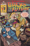 Cover for Back to the Future Special (Harvey, 1991 series) #[nn]