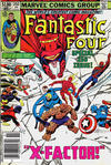 Cover Thumbnail for Fantastic Four (1961 series) #250 [Newsstand]