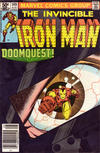 Cover Thumbnail for Iron Man (1968 series) #149 [Newsstand]