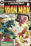 Cover for L'Invincible Iron Man (Editions Héritage, 1972 series) #41