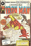Cover for L'Invincible Iron Man (Editions Héritage, 1972 series) #42