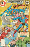 Cover Thumbnail for Action Comics (1938 series) #492 [Whitman cover]