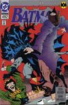 Cover Thumbnail for Batman (1940 series) #492 [Silver Edition Variant]