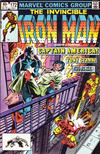 Cover Thumbnail for Iron Man (1968 series) #172 [Direct]