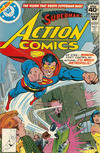 Cover Thumbnail for Action Comics (1938 series) #490 [Whitman]