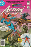 Cover Thumbnail for Action Comics (1938 series) #516 [Newsstand]