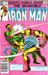 Cover Thumbnail for Iron Man (1968 series) #171 [Newsstand]