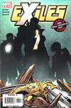 Cover for Exiles (Marvel, 2001 series) #72 [Direct Edition]