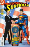 Cover for Supermán (Grupo Editorial Vid, 1986 series) #332