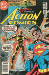 Cover for Action Comics (DC, 1938 series) #525 [Newsstand]