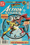 Cover for Action Comics (DC, 1938 series) #526 [Newsstand]