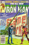 Cover for Iron Man (Marvel, 1968 series) #173 [Newsstand]