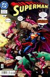 Cover for Supermán (Grupo Editorial Vid, 1986 series) #326