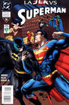 Cover for Supermán (Grupo Editorial Vid, 1986 series) #323