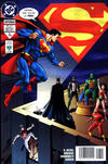 Cover for Supermán (Grupo Editorial Vid, 1986 series) #320