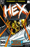 Cover for Hex (DC, 1985 series) #5 [Direct Sales]