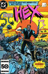 Cover for Hex (DC, 1985 series) #1 [Direct Sales]