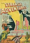 Cover for Strange Adventures (K. G. Murray, 1954 series) #18