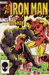 Cover Thumbnail for Iron Man (1968 series) #192 [Direct Edition]