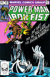 Cover for Power Man and Iron Fist (Marvel, 1981 series) #87 [Direct]