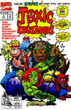 Cover for Toxic Crusaders (Marvel, 1992 series) #1