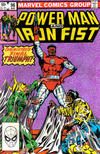 Cover Thumbnail for Power Man and Iron Fist (1981 series) #96 [direct]