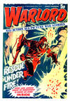Cover for Warlord (D.C. Thomson, 1974 series) #9
