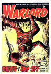 Cover for Warlord (D.C. Thomson, 1974 series) #22