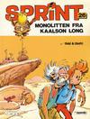 Cover for Sprint (Semic, 1986 series) #26 - Monolitten fra Kaalson Long [2. opplag]