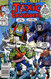 Cover Thumbnail for Toxic Crusaders (1992 series) #4 [Newsstand]