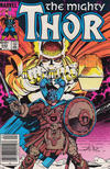 Cover Thumbnail for Thor (1966 series) #342 [Newsstand Edition]