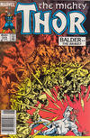 Cover for Thor (Marvel, 1966 series) #344 [newsstand edition]