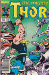 Cover Thumbnail for Thor (1966 series) #346 [Newsstand]