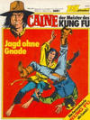 Cover for Caine (Koralle, 1975 series) #1 Jagd ohne Gnade