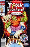 Cover Thumbnail for Toxic Crusaders (1992 series) #6 [Newsstand]