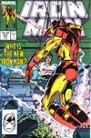 Cover Thumbnail for Iron Man (1968 series) #231 [Direct]