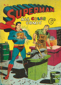 Cover Thumbnail for Superman (K. G. Murray, 1947 series) #5