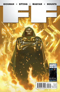 Cover Thumbnail for FF (Marvel, 2011 series) #2