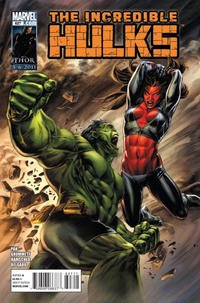 Cover Thumbnail for Incredible Hulks (Marvel, 2010 series) #627 [Direct Edition]