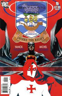 Cover Thumbnail for Batman, Inc. (DC, 2011 series) #5