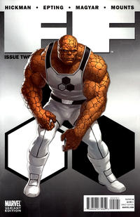 Cover Thumbnail for FF (Marvel, 2011 series) #2 [Djurdjevic]