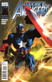 Cover Thumbnail for Secret Avengers (Marvel, 2010 series) #12
