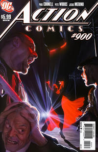Cover Thumbnail for Action Comics (DC, 1938 series) #900 [Alex Ross Variant]