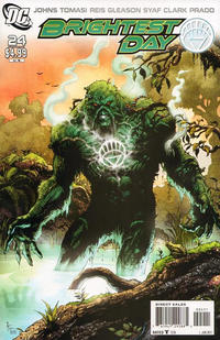 Cover Thumbnail for Brightest Day (DC, 2010 series) #24