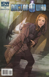 Cover Thumbnail for Doctor Who (IDW, 2011 series) #4 [Cover A]