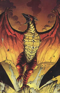 Cover Thumbnail for Godzilla: Kingdom of Monsters (IDW, 2011 series) #2 [Cover RI-A]